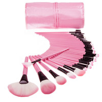 Hot Deal Beauty On Sale Make-up Luxury 32-pcs 3-color Hot Sale Makeup Brush Sets Make-up Brush [4918377028]