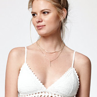 Billabong Always There Crochet Bralette at PacSun.com