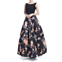 Long Evening Gown Formal Dress Prom