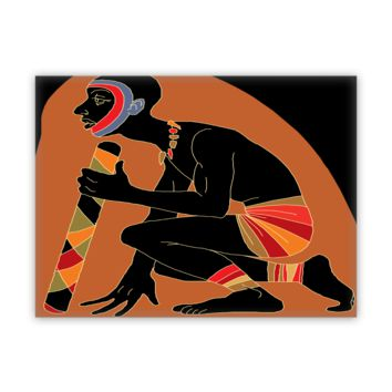 African Fine Wall Art - Essence of Africa Eleven