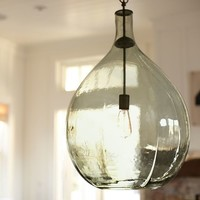 CLIFT OVERSIZED GLASS PENDANT