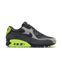 Nike Air Max 90 Leather Men's Shoe Size 12 (Black)