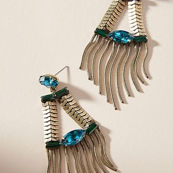 Greenwich Chandelier Earrings