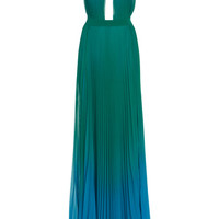 Sleeveless Pleated Dress | Moda Operandi