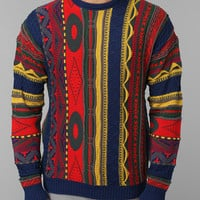 Urban Outfitters - Koto Textured Geo Sweater