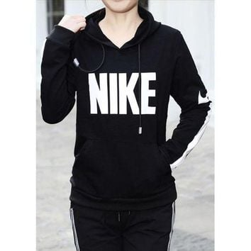 DCCKU62 Nike Fashion Sport Hoodie Top Sweater Pullover