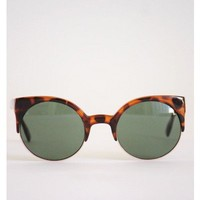 T-Temple Dark Shades-Tortoise