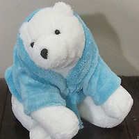 Bernice bear 14 in., All Occasion, Plush ,White BATH &BODY works