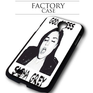 God Bles Sasha Grey Samsung Galaxy S3, Samsung Galaxy S4,Samsung Galaxy S5, Samsung Note 3, Samsung Note 4 case