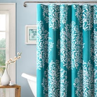 Folklore 72-Inch x 72-Inch Shower Curtain