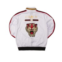 TIGER PATCH TRACK JACKET