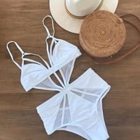 Moonlight One Piece White