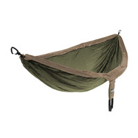Eno Doublenest Hammock Khaki/Olive One Size For Men 22998141501
