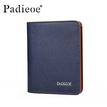 Business Men Wallets High Quality Casual Male Purse Men's ID Card Holder Fashion Money Pockets