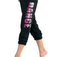 Skinny Sequin Dance Sweats - Urban Groove
