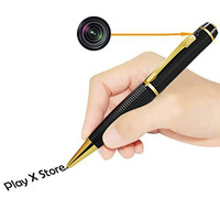 PLAY X STORE Multifunction 720P HD 8 Mega Pixels Hidden Camera Spy Pen,Free 8GB Micro Card Included For HD Video and Image Recording