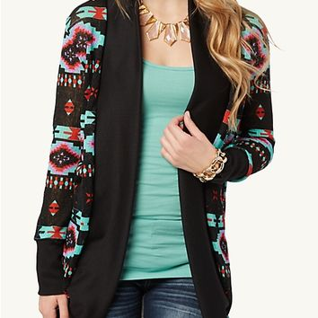 Aztec Duster Cardigan | Cozy Casual | rue21