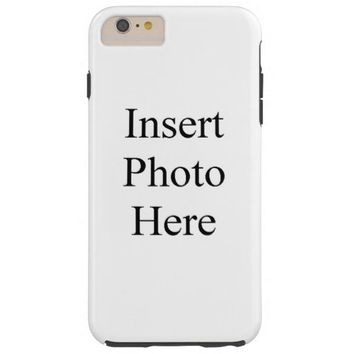 Personalized Case-Mate Tough iPhone 6 Plus Case