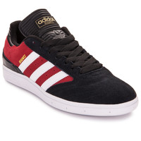 Adidas Busenitz Shoes - Red/White/Black