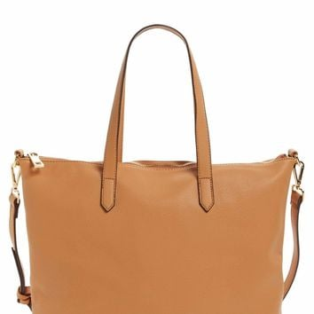 Street Level Vegan Faux Leather Shoulder Bag