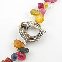 Animal Candy Pure Silver Necklace