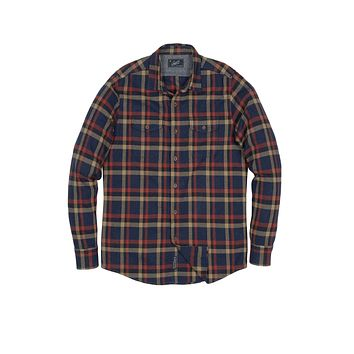 Grayers Eugene Heritage Flannel
