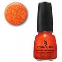 China Glaze Nail Lacquer, Agro, 0.5 Fluid Ounce
