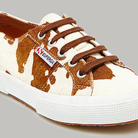 Superga-USA.com - 2750 LEAHORSE BROWN MULTI