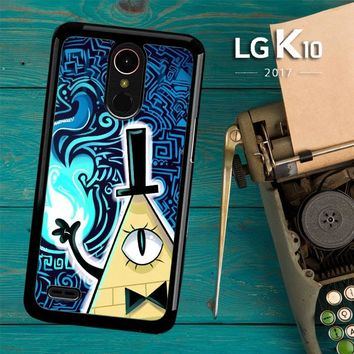 Gravity Falls Bill Cipher  X4424 LG K10 2017 / LG K20 Plus / LG Harmony Case