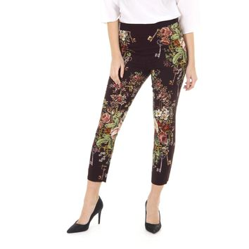 Dolce & Gabbana ladies trousers FT47XT FPREL X0802 Multicolore 40 UER - 4 US