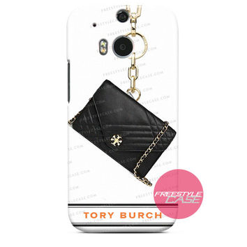 Tory Burch Kira Quilted Clutch  HTC One Case M9 M8 One X Cover