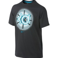 Nike Boys' Kevin Durant Ball Graphic T-Shirt