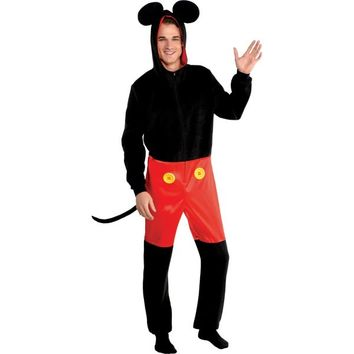 Zipster Mickey Mouse One Piece Costume
