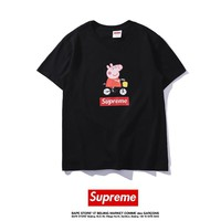 Cheap Women's and men's supreme t shirt for sale 501965868-0122