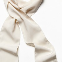 Free People High Street Solid Skinny Scarf