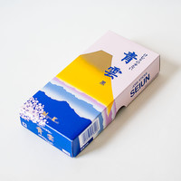 Seiun Smokeless Incense Chrysanthemum