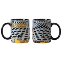 The Beatles Yellow Submarine Sea of Holes 15 oz. Sculpted Coffee Mugs (Set of 2)