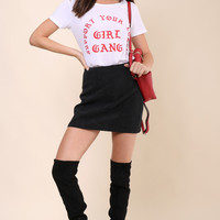 Jonathan Saint Girl Gang Tee