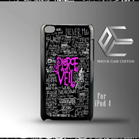 Pierce The Veil Song Lyric case for iPhone, iPod, Samsung Galaxy