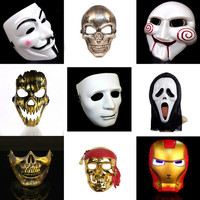 New Halloween Mask Slipknot Mask Joey Scary Mask Cosplay for Cosplay Masquerade Party Decoration Props Clown Ghost Horror Skull