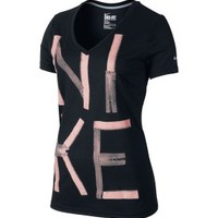 Nike Women's Revolt Loose Triblend T-Shirt - Dick's Sporting Goods