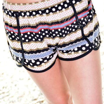 MIDNIGHT CARNIVAL SHORTS