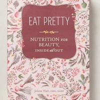 Eat Pretty by Anthropologie in Pink Size: One Size Books
