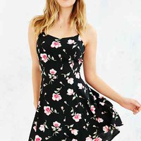 MINKPINK Vintage Floral Dress - Urban Outfitters