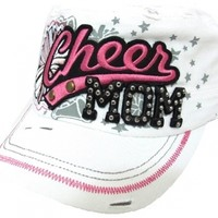Olive & Pique Cadets | Cheer Mom Hats | Sports Hats