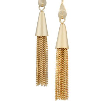 Eddie Borgo - Gold-plated earrings