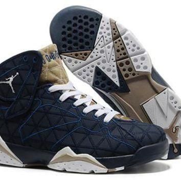 Cheap Air Jordan 7 Retro J2K Pack Obsidian Shoes Shop
