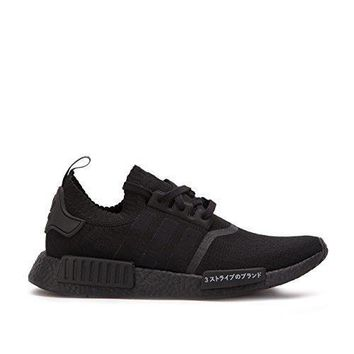 Adidas Originals Nmd_r1 Pk Mens Running Trainers Sneakers Shoes Prime Knit (us 10 Core Black Bz0220)
