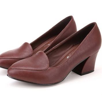Womens Stylish Work Heels