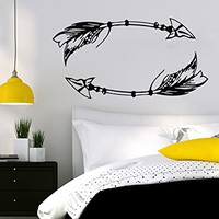 Tribal Arrow Wall Decal Vinyl Stickers Decals Decor Indie Bedroom Art Design Interior NS952